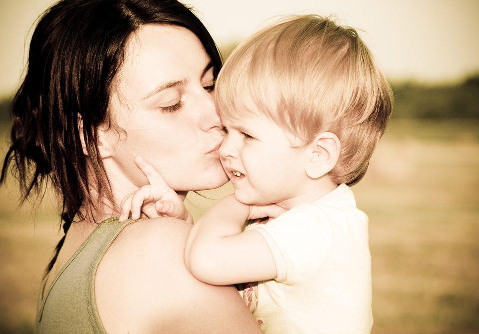 love-woman-child