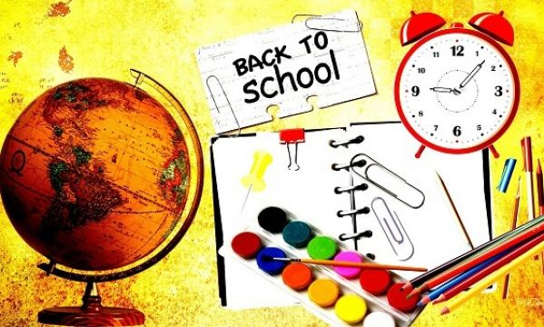 Back to school 2016-2017